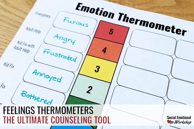 feelings thermometers in counseling