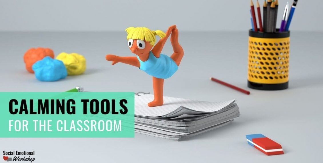 Calming tools for the classroom