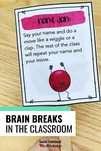 Break Breaks in the Classroom